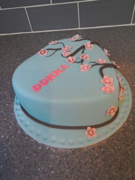 anniversary cake simple heart shape cake cake heart shaped japanese cherry blossom birthday cake