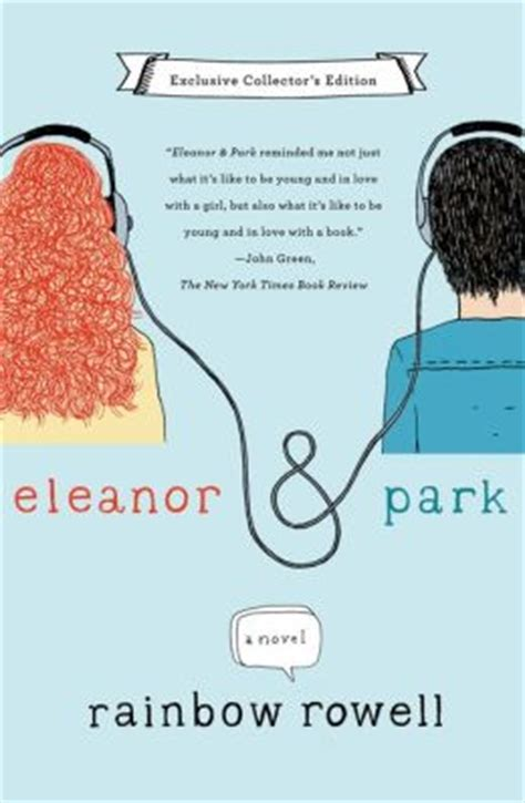 eleanor park b n exclusive edition by rainbow rowell