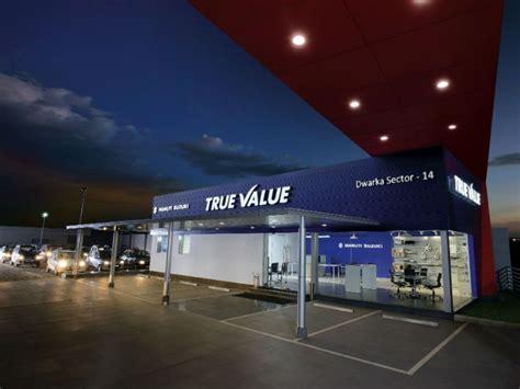 maruti true value showroom maruti suzuki to rev its true value used car business