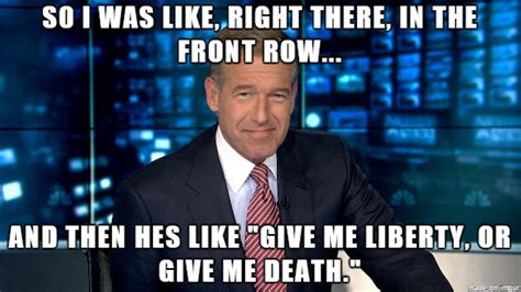 Meme Williams - st johns church brian williams misremembers know your meme