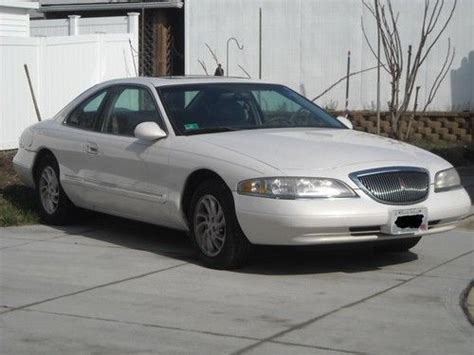 how to sell used cars 1998 lincoln mark viii seat position control purchase used 1998 lincoln mark viii in cranston rhode island united states for us 4 000 00