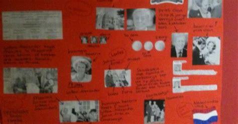 koninklijk huis werkstuk muurkrant koningshuis pinterest sportdag oranje en