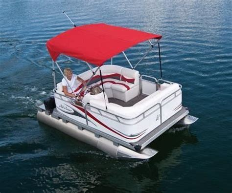 small boat motors used mini pontoon boat google search boats pinterest
