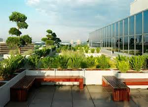 Workplace Interiors Green Roofs Are Changing The Way Architects Design