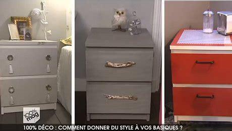 Customiser Une Commode En Bois by Customiser Une Commode Basique Minutefacile