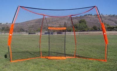 diy lacrosse goal bownet 17 6 x 9 6 portable backstop
