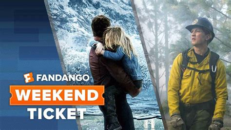 now in theaters geostorm only the brave same kind of different as me weekend ticket