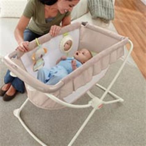 Fisher Price Side Sleeper by Features See Through Breathable Mesh Material On Side Panels
