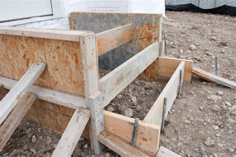 Build Concrete Steps For Your Storage Shed Or Studio Shed