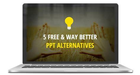 better than power point 5 free and way better powerpoint alternatives officeninjas