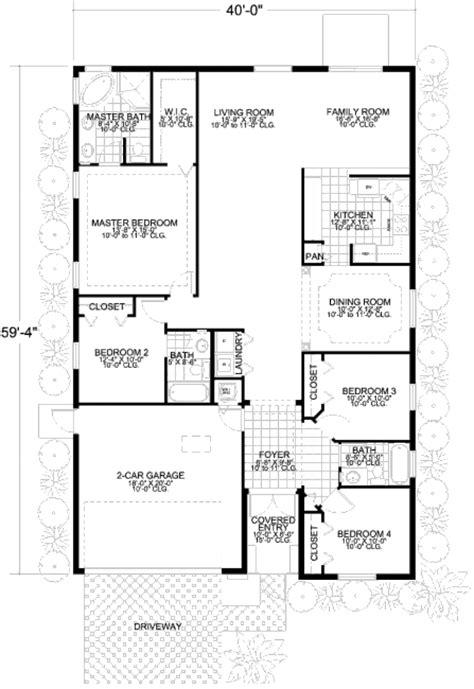 house design 30 x 60 30x60 4 bedroom house plan joy studio design gallery