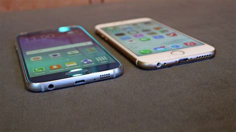 samsung galaxy s6 vs iphone 6 which is better review tech