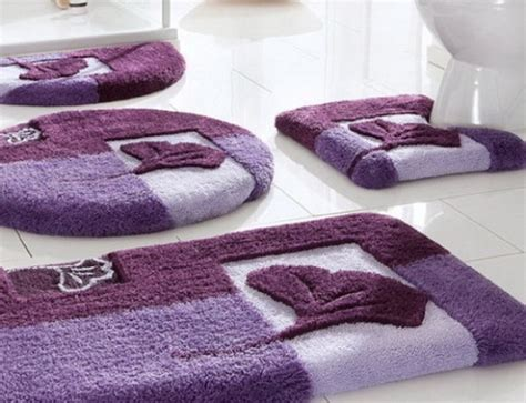 Lavender Bathroom Rugs Lavender Bath Rug Sets Bathroom Decoration