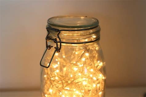 fairy lights in a jar 25 simple diy solutions to make your bedroom the coziest