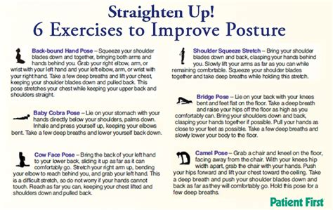 exercises for posture the stand program for better health through posture books workouts to improve posture sport fatare