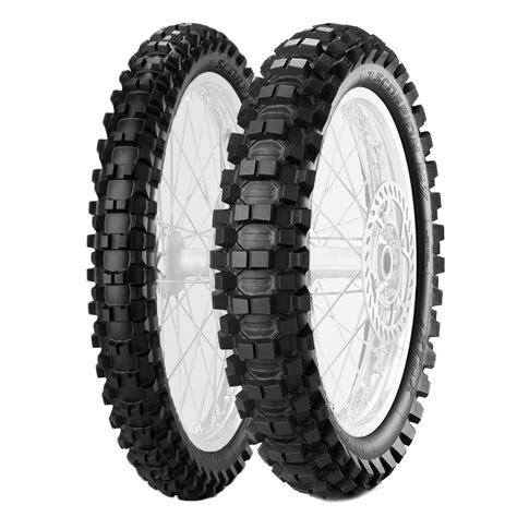Pirelli Scorpion Mx 80 100 21 Front 110 90 19 Rear Extra
