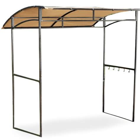 21 Grill Gazebo Shelter garden winds curved grill shelter gazebo replacement