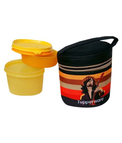 Tupperware Lunch Set tupperware junior rocker lunch box available at snapdeal