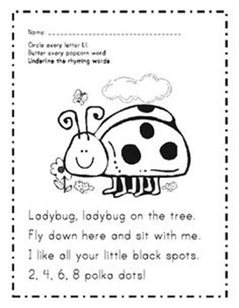 storyteller 100 poem letters books insects on insects ladybugs and hungry