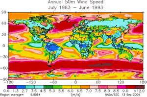 wind map renewables global warming so what