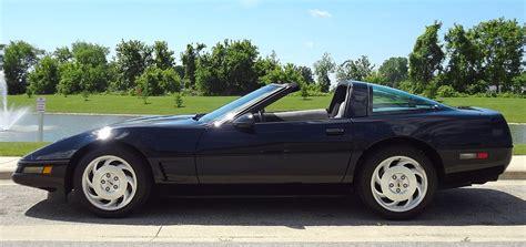 1996 chevy corvette specs chevrolet corvette c4