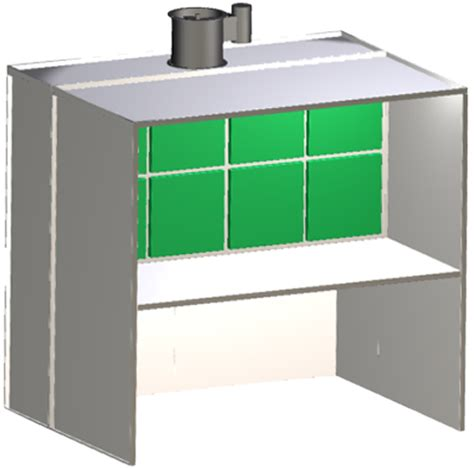 bench paint booth bench spray booth bsb 1000 74 tools usa
