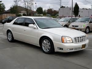 Cadillac Dts 2003 2003 Cadillac Dts