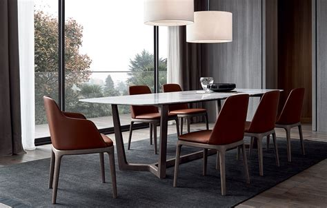 tavoli poliform tables poliform concorde