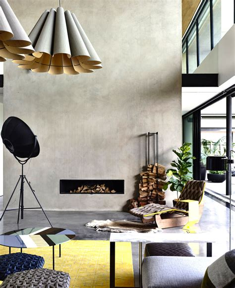 matt gibson architecture design a concrete house in concrete house by matt gibson architecture interiorzine