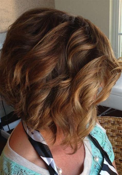 popular stacked   bob hairstyles  women