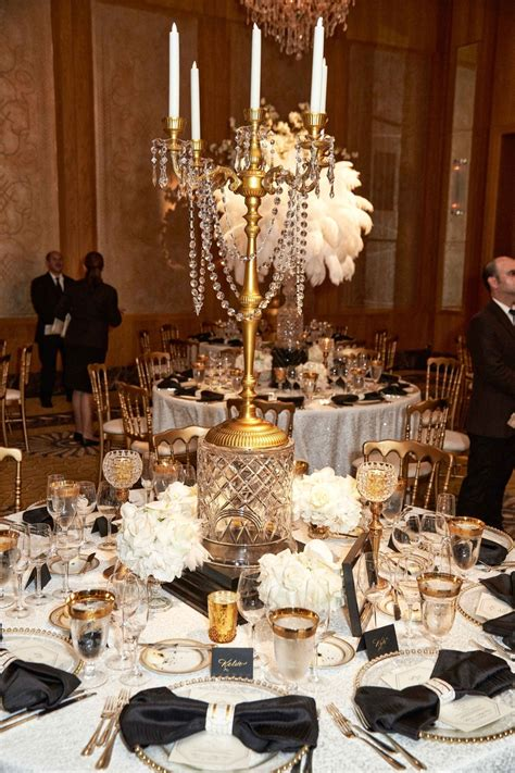 reception d 233 cor photos gold crystal candelabra