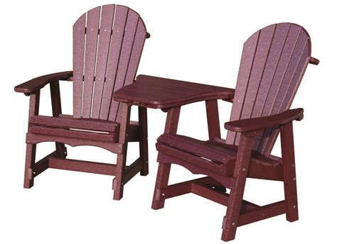 adirondack chair with table adirondack