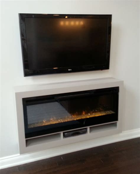 custom electric fireplace 31 best images about wall mounted fires on