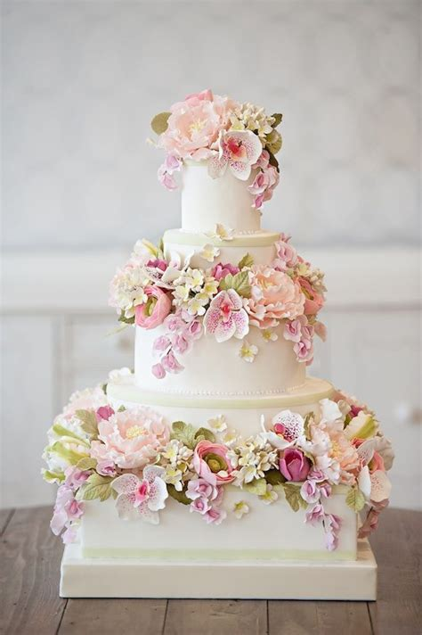 869 best Wedding Cakes images on Pinterest   Cakes