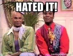 in living color hated it hated it in living color meme generator