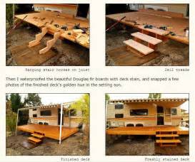 deck building design awesome rv deck design ideas how to build a deck