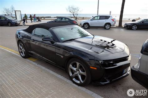 camaro 2015 convertible chevrolet camaro ss convertible 2014 1 february 2015