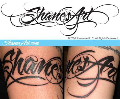script writing tattoo designs cool script fonts images by the