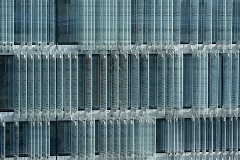 glass facades this building saves energy with a pioneering layer