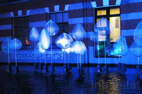 Amsterdam S Annual Light Festival Sets The City Aglow With Lights Event