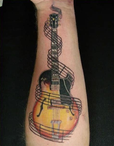 60 inspirational guitar tattoos guitar tattoo tattoo