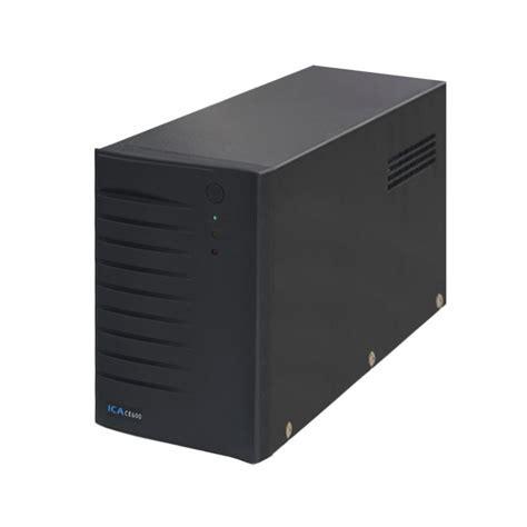 Ups Ica harga jual ups power supply ups ica ce600 ups 600va malang
