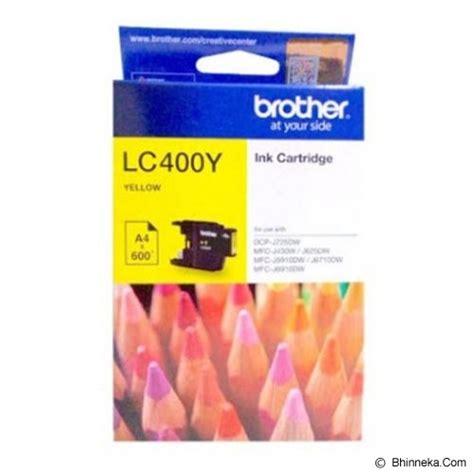Tinta Lc 400 Magenta Original Murah Jual Yellow Ink Cartridge Lc 400 Y Murah