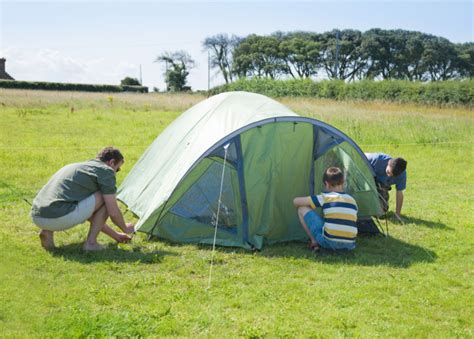 build the deck pitch the tent tent instead of rent the importance of checking your tent before you go cing