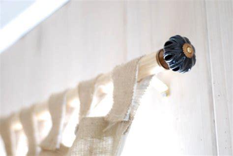 diy curtain rod finials diy project drawer knob finials design sponge