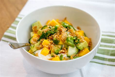 Wich Of The Week Avocado And Mango With Cilantro Lime Mayonnaise by 11 Reasons Why Savory Yogurt Recipes Rock Chowhound