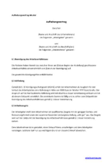 Vorlage Kündigung Arbeitsvertrag Bitte Aufhebungsvertrag Arbeitsrecht Muster Arbeitsvertrag Arbeitsrecht 2017