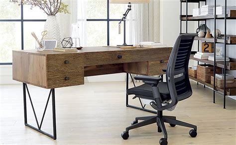 crate and barrel office furniture home office furniture crate and barrel