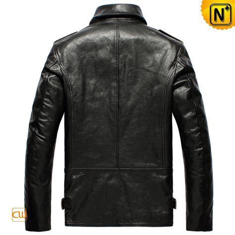 motorcycle style jacket fashion leather camo motorcycle jacket for men cw850337