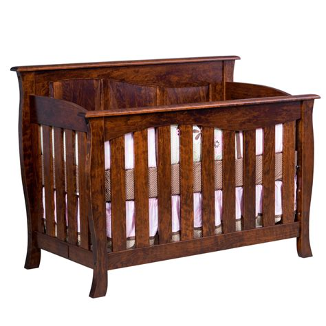 Why Do Cribs Slats by Amish Nursery Bedroom Amish Furniture Shipshewana